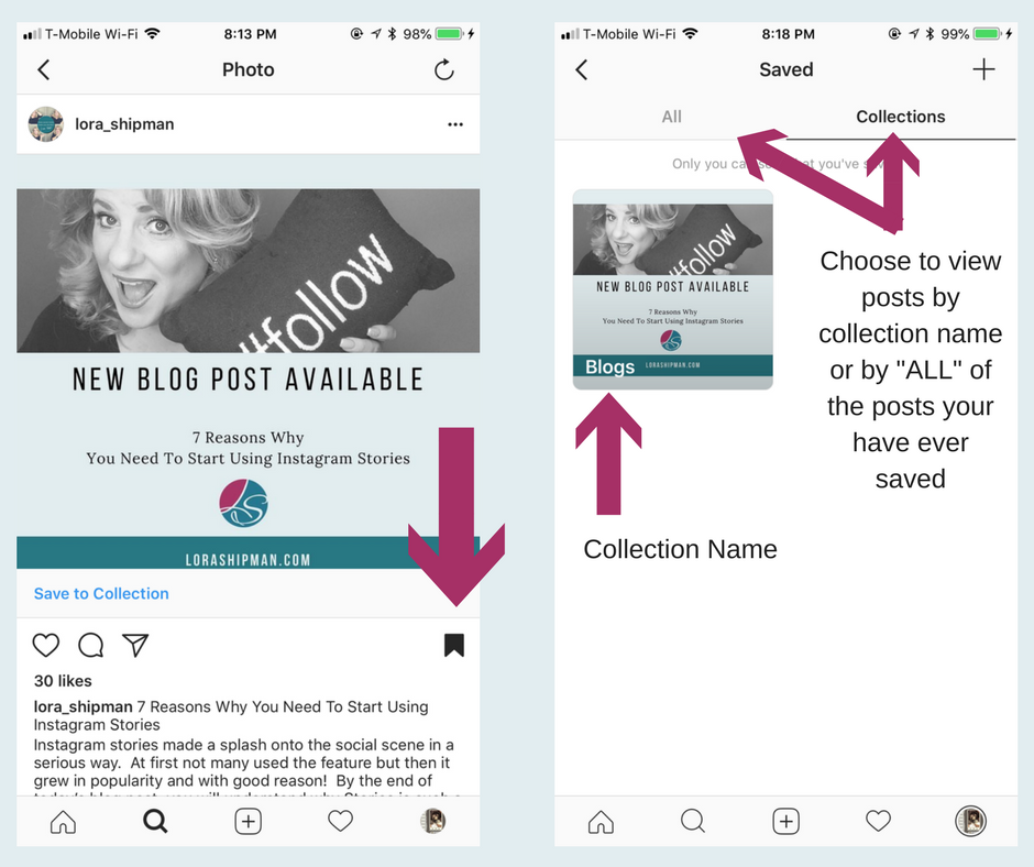 5 Secret Instagram Tricks You May Not Know About - Lora Shipman